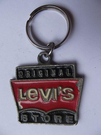 Antigo porta chaves da Levi Strauss