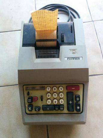 Calculadora Olivetti ivrea multisumma 20