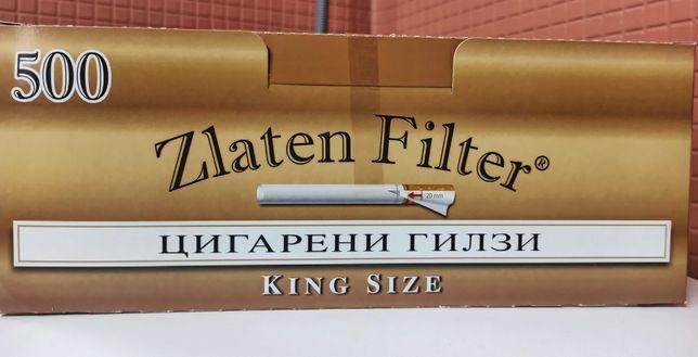 Сигаретные гильзы.Врезной фильтр для сигарет/Сигаретні гільзи