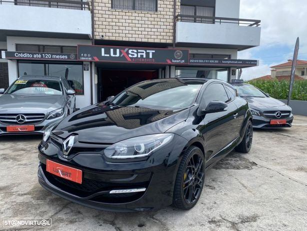 Renault Mégane Coupe 2.0 T RS