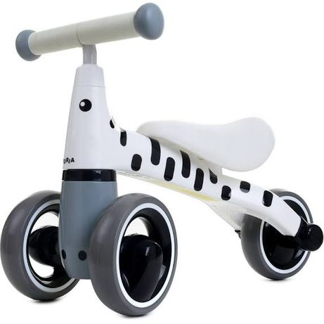 Rowerek 1,5r. 2 latka mini bike ZEBRA