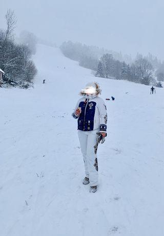 Лыжный костюм Bogner