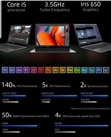 Laptop Chuwi CoreBook X procesor i5 16 GB Ram Nówka