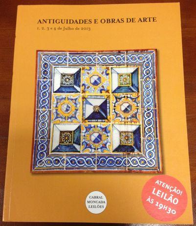 Catálogo de leilão Cabral Moncada nº 150