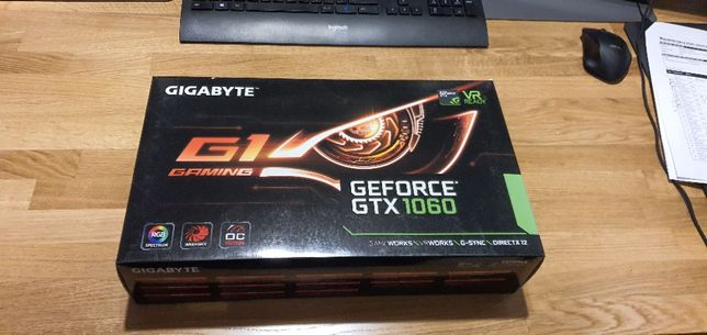 Geforce GTX 1060 G1 Gaming 6GB