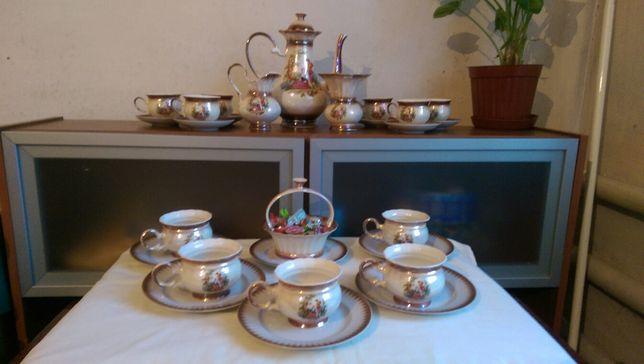 Продам сервиз чайно-кофейный