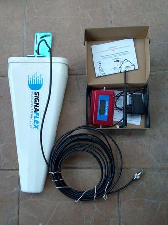 wzmacniacz Signaflex GSM GSM902AA + antena kierunkowa