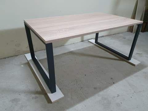 Stół kawowy loftowy 100x60x45