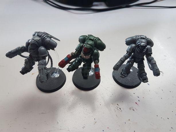 3x Inceptors PSM Warhammer 40k
