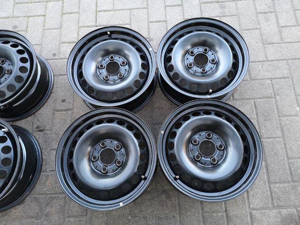 5x112 Felgi Stalowe R15 Mercedes A-KLASA B-KLASA W169 ET44 6j Ładne