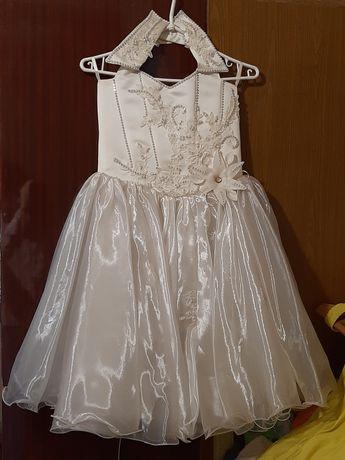 Бальное платье девочки