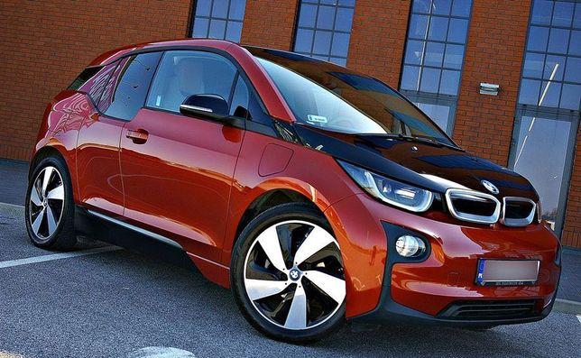 BMW i3 FVAT 23% REX Zamiana