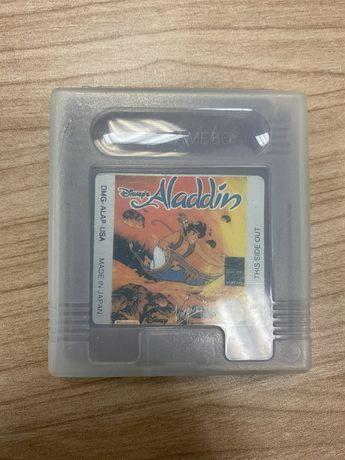 Jogo Aladdin Gameboy