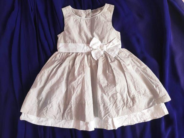 платье сарафан нарядное праздничное модное на 1 годик grain de ble