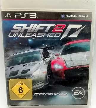 Need For Speed Shift 2 Unleashed PS3 używana Video-Play Wejherowo
