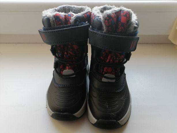 Buty zimowe roz 21