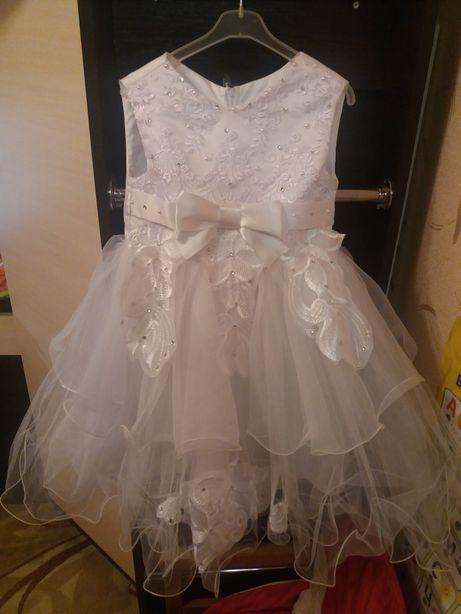 Платье для принцессы 2-3года