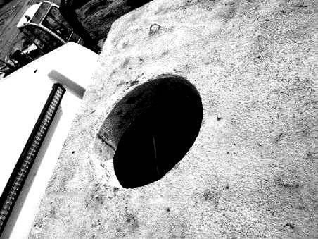 Betonowy Zbiornik na gnojowice Szambo betonowe na odchody ścieki-10m3