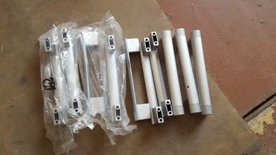 новые ручки для мебели, фурнитура, 1 шт. - 25 грн.