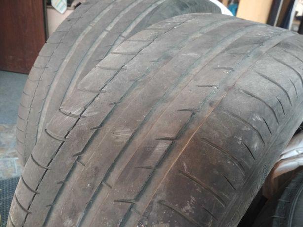 Продам комплект резины 255 55 R 18 Michelin
