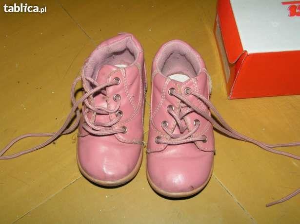 Buty dla dziewczynki, rozm. 22