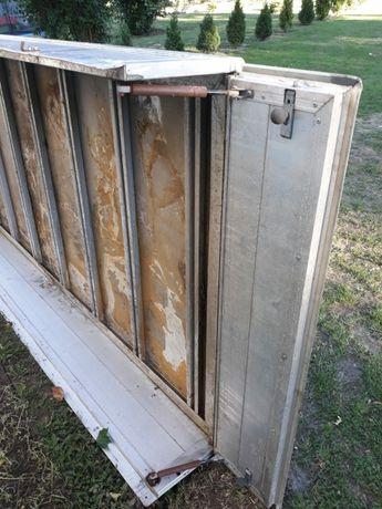 Paka wieko pokrywa od przyczepki aluminiowa.
