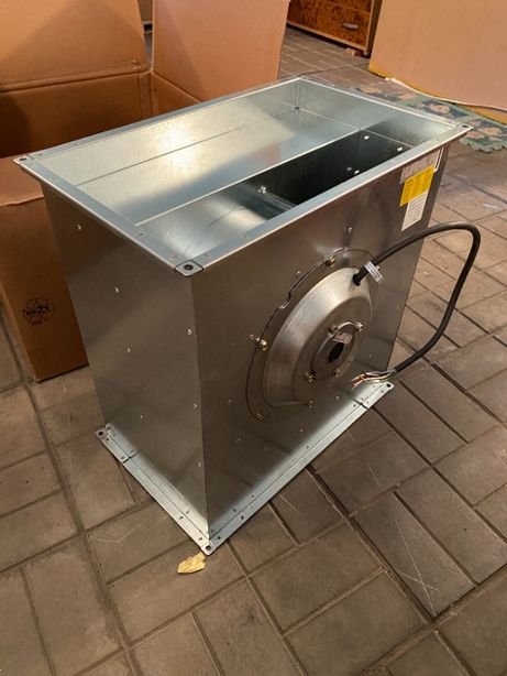 Канальный вентилятор Rosenberg EKAD 250-6 (0,34 кВт/ 1.8 тыс м3/ч)