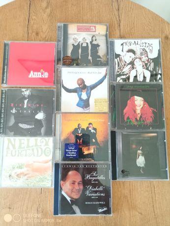 10 płyt CD cena za komplet
