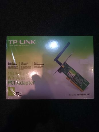 Karta sieciowa Tp-Link TL-WN751ND