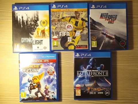 Gry na ps4 star wars battlefront2