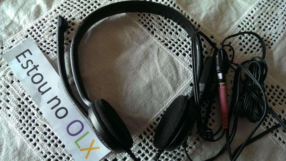 Headset / Headphones Sennheiser PC36 (Como novo) Tábua - imagem 1