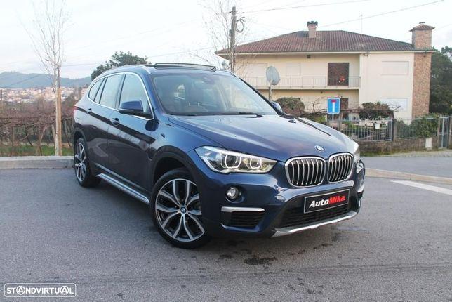 BMW X1 18 D SDrive XLine Auto