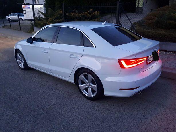 Audi A3 8V Nowa cena!!! Przebieg 86tyś!!!100%!sedan biała perła!!!