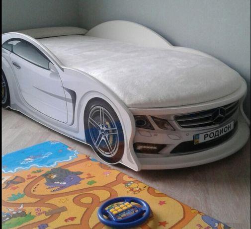 Кровать машинка,машина.С Бесплатной доставкой по Украине!