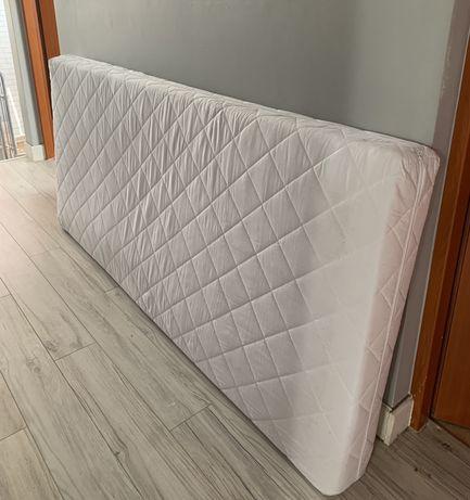 Materac kieszeniowy 20cm 90x200 biały