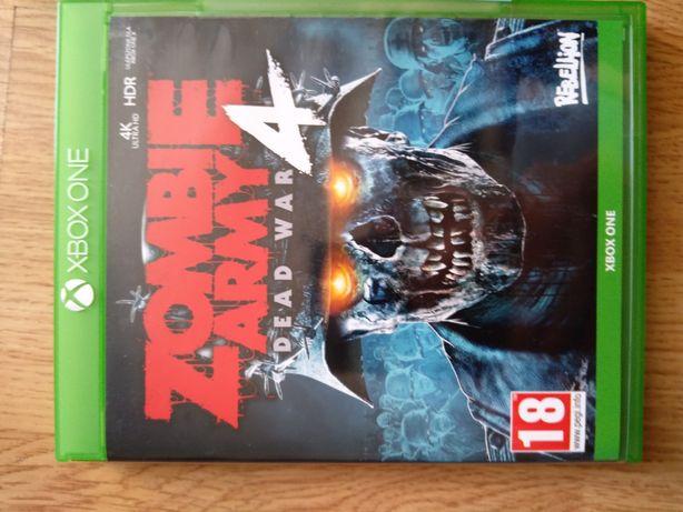 Xbox one gra zombi