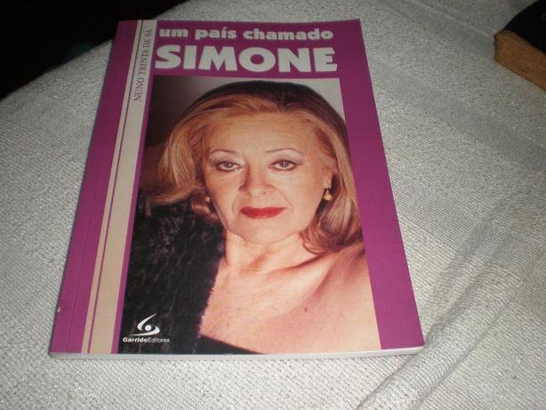 Um país chamado Simone - Nuno Trinta de Sá