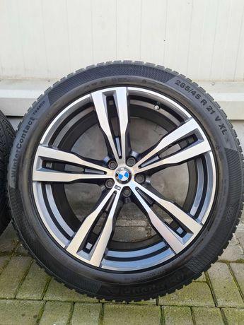Оригінальні  диски BMW X7 G07 БМВ Х7 Г07 21 754 М Стиль 754m