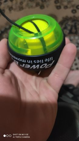 Power ball гироскопический шар