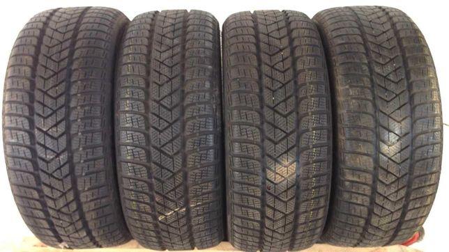 Зима Пирелли 225/55/18 Pirelli Sotozero 3 б/у ост.95%+др.виды,размер