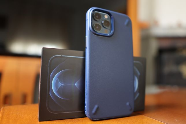 Capa Ringke Onyx iPhone 12 Pro Max