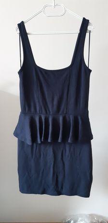 Sukienka bawełna lekka cienka River Island UK 10 36