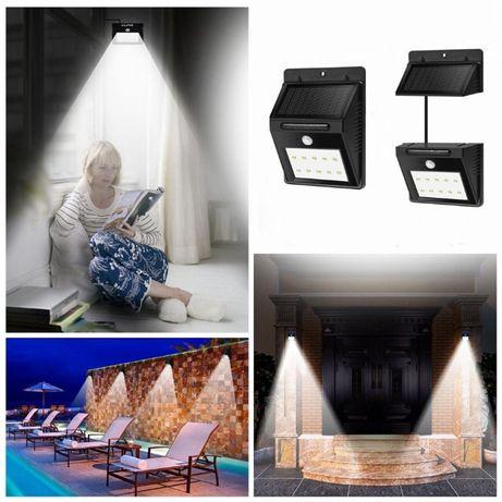 Zewnętrzna Inteligentna Lampa LED LEDMax