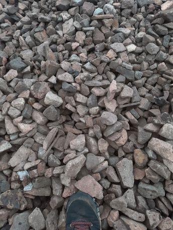 Kamień 30-60 kruszywo kliniec tłuczeń na wjazd pod kostke