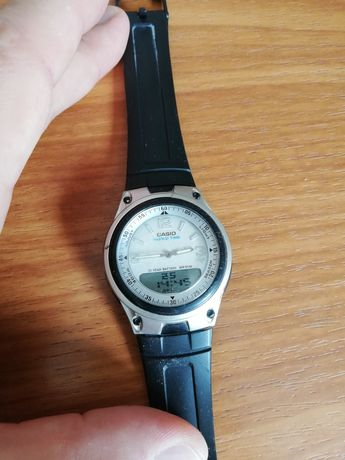Zegarek Casio Telememo 30 World Time AW-80