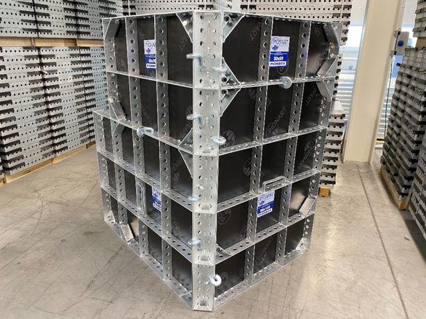 Szalunek ścienny PionBox 83m2 (kompatybilne z Tekko) - PRODUCENT NOWE