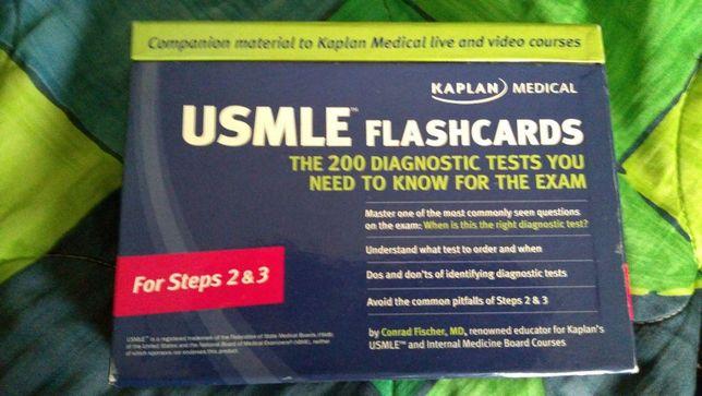 USMLE Flashcards Kaplan Medical