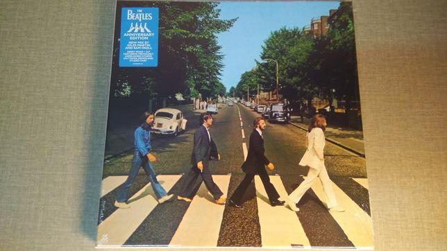 The Beatles : Abbey Road ANNIVERSARY EDITION VINYL Box 3LP/Винил