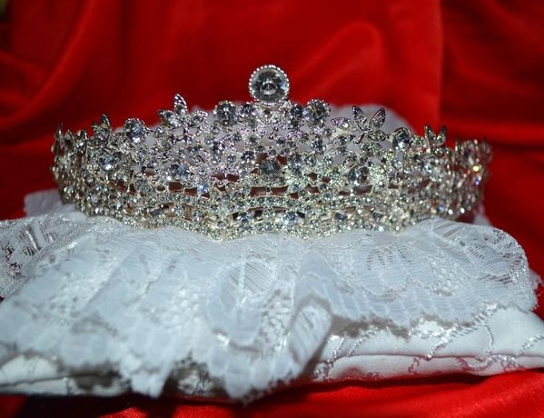 Корона диадема для королевы