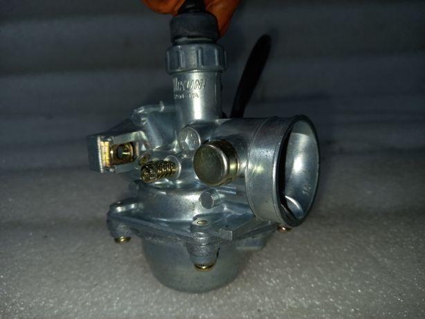 Quad ATV GAŹNIK mikuni 110/125 RĘCZNE SSANIE